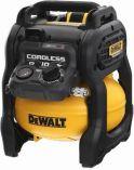 Bezuhlíkový aku kompresor DeWALT DCC1054T2-QW - 2x aku 54V/2.0Ah Flexvolt, 9bar, 10l, 11kg