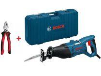 Pila ocaska Bosch GSA 1100 E Professional - 1100W, 28mm, 3.9kg, kufr + DÁREK