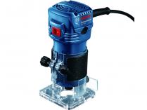 Bosch GKF 550 Professional - 550W, 6mm, 1.4kg, příslušenství, ohraňovací frézka
