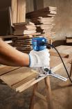Ohraňovací frézka Bosch GKF 550 Professional - 550W, 6mm, 1.4kg, klíče, pararelní doraz, kopírovací kroužek (06016A0020) Bosch PROFI