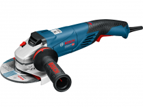 Úhlová bruska Bosch GWS 18-125 SPL Professional - 1800W, 125mm, 2.5kg, regulace, Kickback control