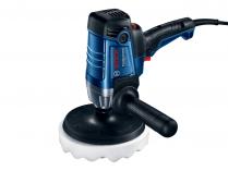 Úhlová leštička Bosch GPO 950 Professional - 180mm, 950W, M14, 2.3kg, příslušenství