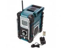 Aku stavební rádio Makita DMR106 - 7.2-18V, 220V, USB, bluetooth, 4.4kg, bez aku