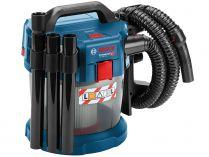 Aku vysavač Bosch GAS 18V-10 L Professional - 18V, 10l, 4.7kg, třída L, bez aku