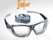 Ochranné brýle Narex NX-Vario INDOOR - čiré
