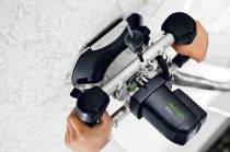 Sanační frézka / Diamantová bruska na beton Festool RG 150 E-Set SZ RENOFIX - 1600W, 150mm, 5.5kg, v kufru Systainer SYS 5 T-LOC, kód: 768984