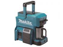 Aku kávovar Makita DCM501Z - 12/14.4/18V, 2.2kg, bez aku