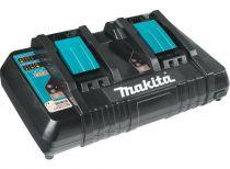 Sada Makita 197970-3: 4x aku BL1830B Li-ion 18V/3.0Ah + dvounabíječka DC18RD + Kufr Systainer Makpac