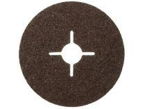 Brusný kotouč na kov a dřevo Narex 115mm, zrnitost R36 A