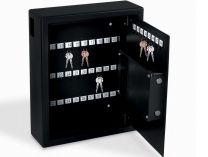 Skříňka na klíče Kreator KRT692048 300x365x100mm, elektronická, 48 háčků