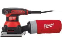 Vibrační bruska Milwaukee SPS 140 - 113x105mm, 260W, 1.6kg