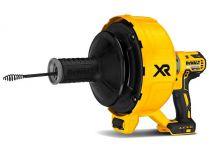 Aku čistič potrubí DeWALT DCD200N-XJ - 18V, 5.3kg, bez aku