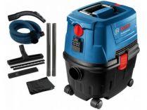 Průmyslový vysavač Bosch GAS 15 PS Professional, 1100W, 10L, 6.0kg