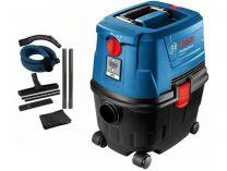 Průmyslový vysavač Bosch GAS 15 Professional, 1100W, 10L, 6.0kg