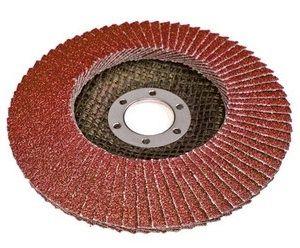 Lamelový brusný kotouč do úhlové brusky Magg BS125040, 125mm, hrubost 40