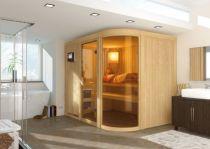 Finská sauna Karibu PARIMA 4