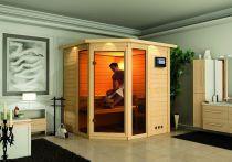 Finská sauna Karibu SINAI 3