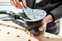 Brusný talíř Festool ST-STF D150/MJ2-M8-SW FUSION-TEC - 150 mm, tvrdost SW VELMI MĚKKÝ (202459) pro brusky ETS 150, ETS EC 150, LEX 150 a WTS 150/7