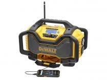 DeWALT DCR027-QW - 10.8-18V aku stavební rádio, bez aku