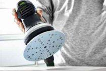 Brusný talíř Festool ST-STF D150/MJ2-M8-W-HT FUSION-TEC - 150 mm, tvrdost W-HT MĚKKÝ (202458) pro brusky ETS 150, ETS EC 150, LEX 150 a WTS 150/7