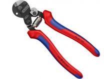 Kleště štípací boční KNIPEX - 160mm, nůžky na drátěná lana
