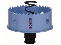 """Vrtací korunka - děrovka na plech Bosch Sheet Metal pr. 68mm, 2 11/16"""""""