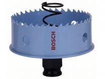 """Vrtací korunka - děrovka na plech Bosch Sheet Metal pr. 73mm, 2 7/8"""""""