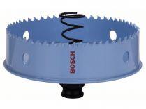 """Vrtací korunka - děrovka na plech Bosch Sheet Metal pr. 102mm, 4"""""""
