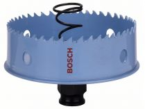 """Vrtací korunka - děrovka na plech Bosch Sheet Metal pr. 86mm, 3 3/8"""""""