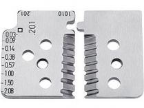 Náhradní nože pro odizolovací kleště KNIPEX 121212, 1 dvojice