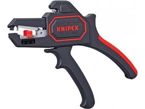 KNIPEX - kleště odizolovací - 180mm - vodiče s jemnými dráty průřezu 0.2-6mm² (1262180SB)