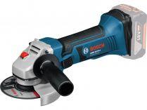 Bosch GWS 18-125V-LI Professional - 125mm, 18V, 2.3kg, aku úhlová bruska bez aku