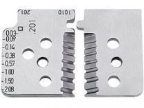 Náhradní nože pro odizolovací kleště KNIPEX 121202, 1 dvojice