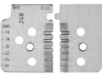 Náhradní nože pro odizolovací kleště KNIPEX 121214, 1 dvojice