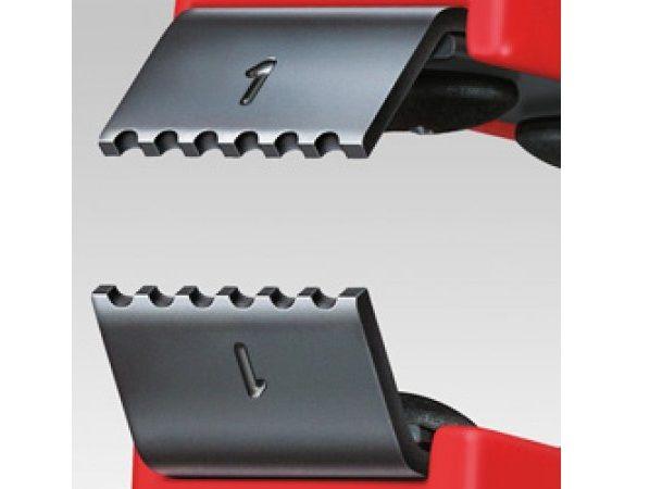 Náhradní nože pro odizolovací pinzetu KNIPEX 1511120, Ø 1.0mm, jedna dvojice (1519010)