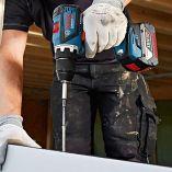 Bezuhlíková aku vrtačka bez příklepu Bosch GSB 18V-60 C Professional - 18V, 60Nm, bez akumulátoru a nabíječky (06019G2102) Bosch PROFI