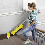Kärcher FC 5 Cordless čistič tvrdých podlah 2v1, s flexibilitou bateriového čištění - 25.2V, 60m2, 4.4kg, mokrosuché stírání (1.055-601.0)
