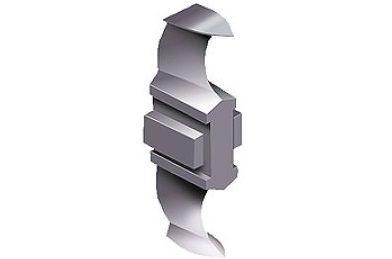 KNIPEX - náhradní nůž pro nástroj na odstraňování plášťů kabelů KNIPEX 16 40 150 (1649150)