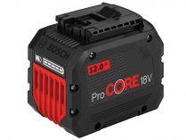 Zásuvný akumulátor Bosch ProCORE18V 12.0Ah Professional - 18V/12.0Ah