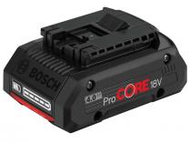 Zásuvný akumulátor Bosch ProCORE18V 4.0Ah Professional - 18V/4.0Ah