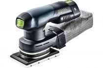 Bezuhlíková aku vibrační bruska Festool RTSC 400 Li 3,1 I-Set - 2x aku 18V/3.1Ah, 80x130mm, 1.4kg, příslušenství, kufr (575724)