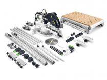 Kapovací pila Festool KS 120 REB-Set-MFT KAPEX - 1600W, 260mm, 23.1kg, příslušenství