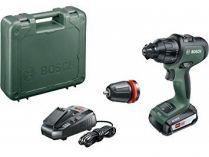 Bosch AdvancedImpact 18 - 1x 18V/2.5Ah, 32Nm, 1.1kg, kufr, aku vrtačka bez příklepu