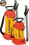 Stavební tlakový postřikovač Mesto Ferrox Plus 10L, 6bar, 5.5kg, těsnění Viton