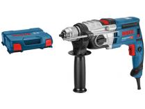 Příklepová vrtačka Bosch GSB 20-2 Professional - 850W, 36Nm, 2.6kg, kufr