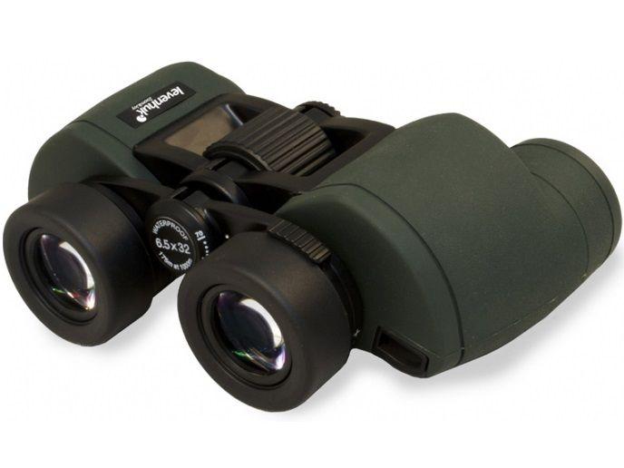 Dalekohled Levenhuk Sherman PRO 6.5x32, binokulární, na pěší túru nebo na cesty (57100064)