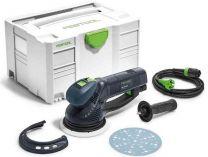 Festool ROTEX RO 150 FEQ-Plus - 720W, 150mm, 2.3kg, excentrická bruska,  Systaineru SYS 3 T-LOC