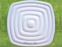 Nafukovací termokryt MSpa - čtvercový (4 osoby) pro vířivku MSpa ALPINE M-009LS LITE a B-090, 1.75kg