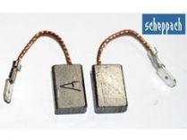 Uhlíky Scheppach do pily Woodster Divar 55 a Scheppach CS 55 - 2ks