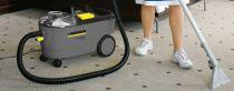 Kärcher PUZZI 10/1 Tepovač - čistič koberců s podlahovou a ruční hubicí 1.100-130.0